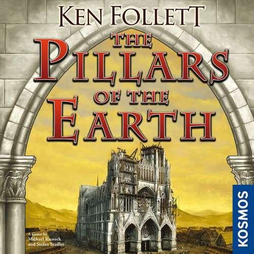 The Pillars of the Earth - настолна игра