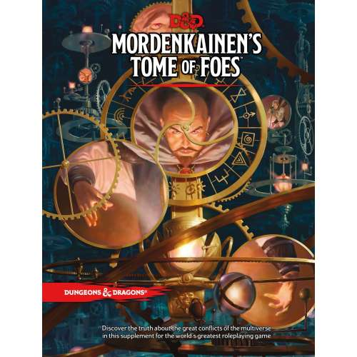 Dungeons & Dragons RPG: Mordenkainen's Tome of Foes