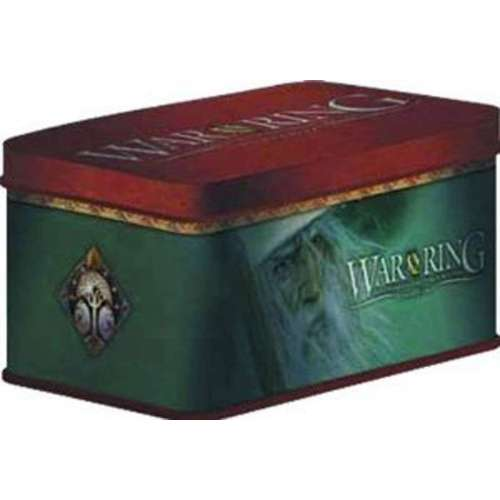 War of the Ring (Second Edition) Tin Box with Sleeves - Gandalf Version