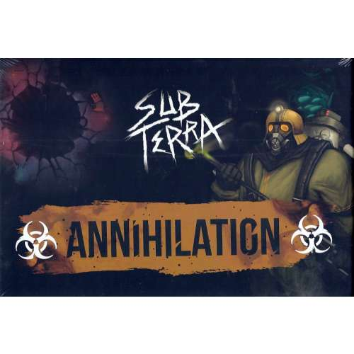 Sub Terra: Annihilation - разширение за настолна игра