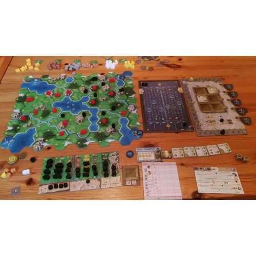 Clans of Caledonia - настолна игра