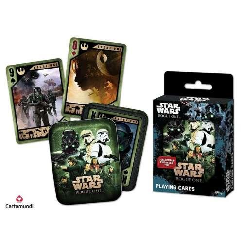 Тесте карти за игра Star Wars Rogue One