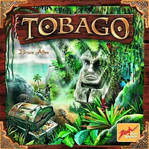 Tobago - настолна игра