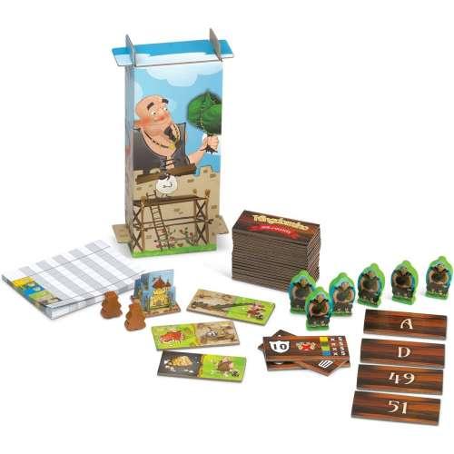 Kingdomino: Age of Giants - разширение за настолна игра