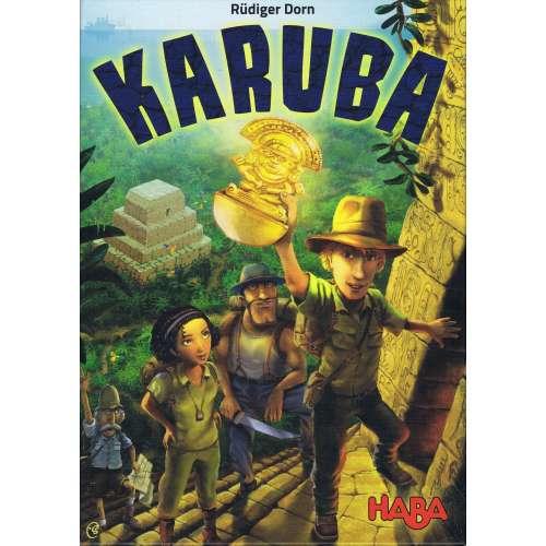 Karuba - настолна игра