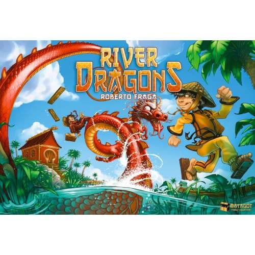River Dragons - настолна игра