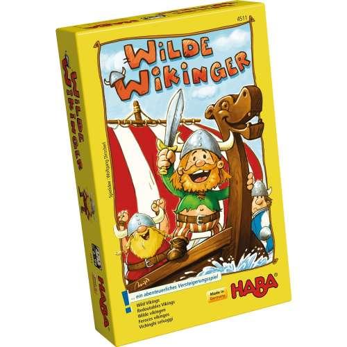 Диви викинги (Wild Vikings) - настолна игра