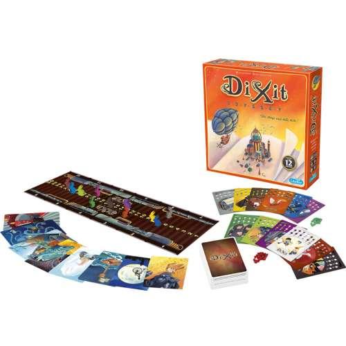 Dixit: Odyssey - настолна игра