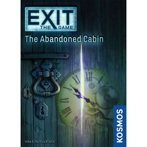 Exit: The Game – The Abandoned Cabin - настолна игра