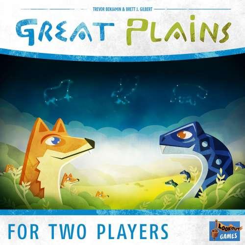 Great Plains - настолна игра