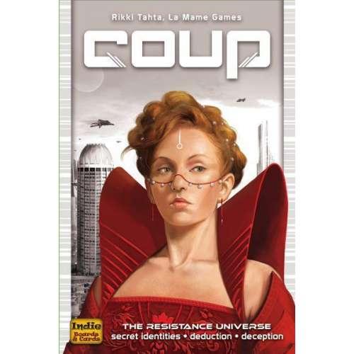 Coup - настолна игра