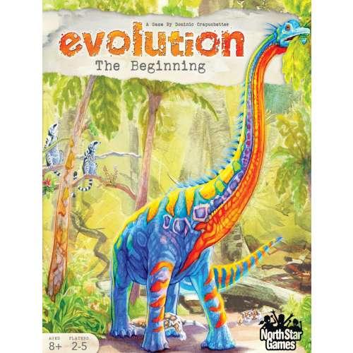 Evolution: The Beginning - настолна игра