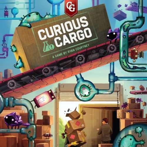 Curious Cargo (+ Promo Pack) - настолна игра