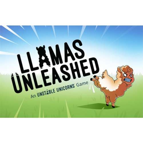 Llamas Unleashed - настолна игра