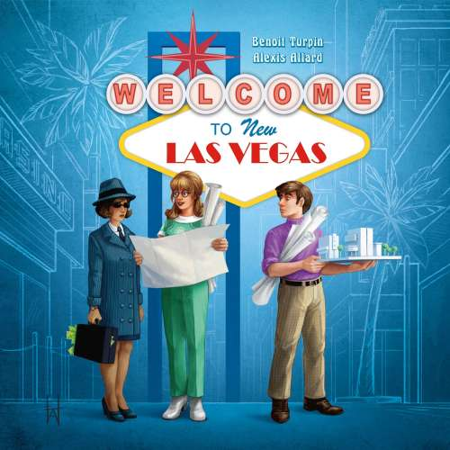 Welcome to New Las Vegas - настолна игра