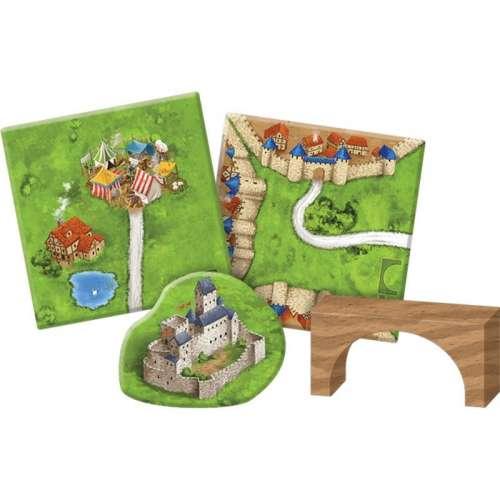 Каркасон: Мостове, замъци, пазари - разширение за настолна игра