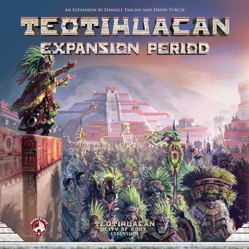 Teotihuacan: Expansion Period - разширение за настолна игра