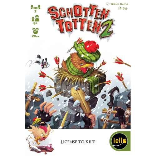 Schotten Totten 2 - настолна игра