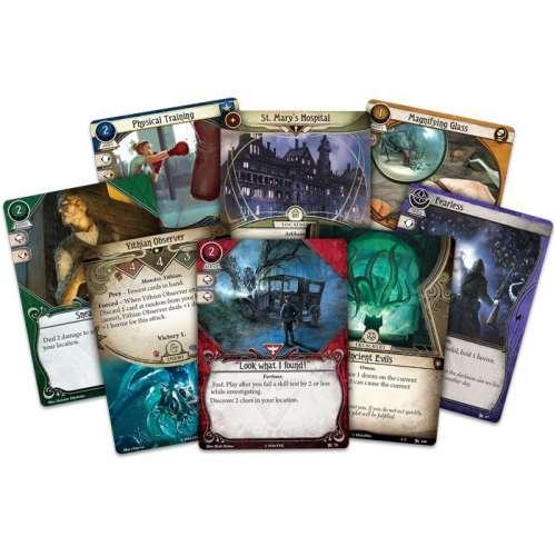 Arkham Horror: The Card Game (Revised Core Set) - настолна игра