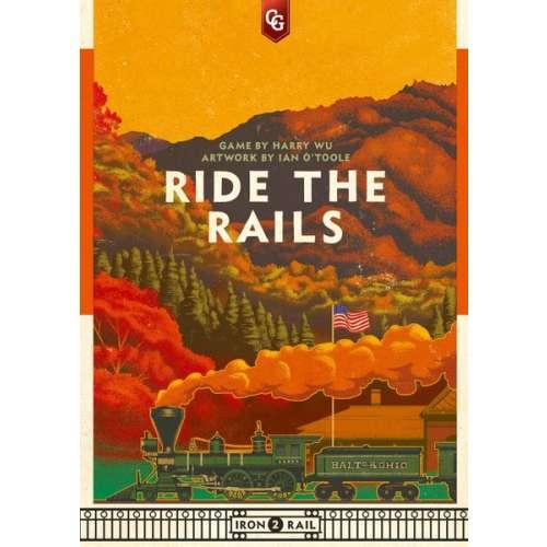 Ride the Rails - настолна игра