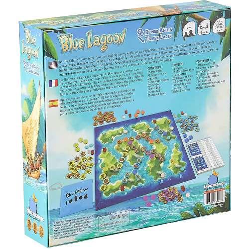 Blue Lagoon - настолна игра