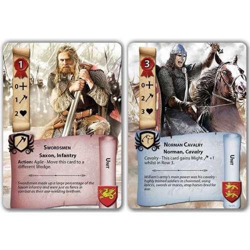 1066, Tears To Many Mothers - настолна игра