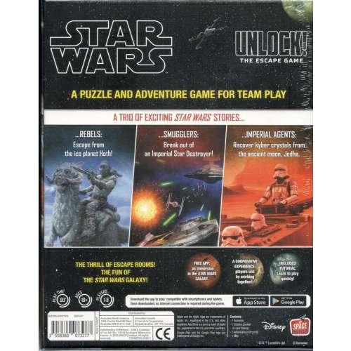 Unlock!: Star Wars Escape Game - настолна игра
