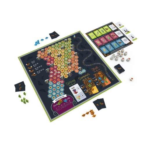 Mariposas - настолна игра