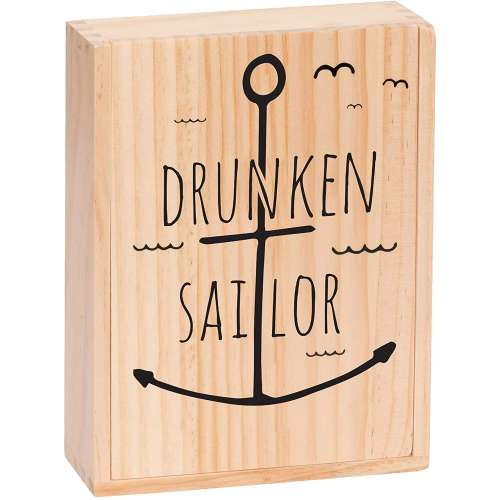 Drunken Sailor - настолна игра