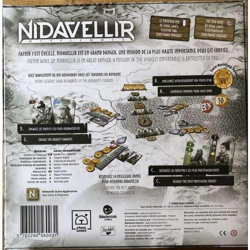 Nidavellir - настолна игра
