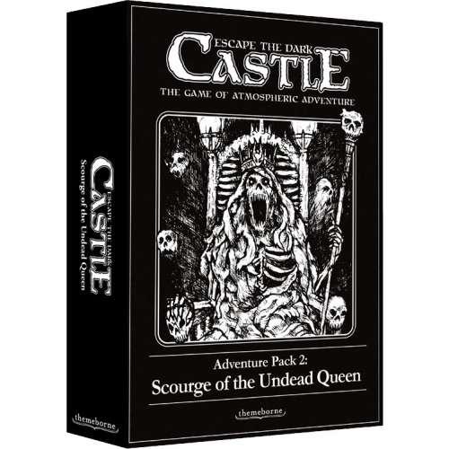 Escape the Dark Castle: Adventure Pack 2 – Scourge of the Undead Queen - разширение за настолна игра