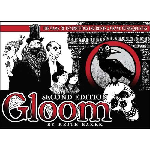 Gloom (Second Edition) - настолна игра
