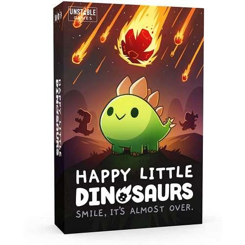 Happy Little Dinosaurs - настолна игра