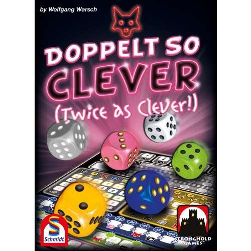Twice as Clever! - настолна игра