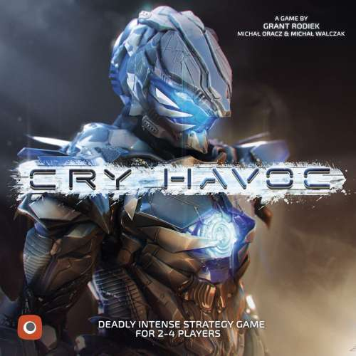 Cry Havoc - настолна игра