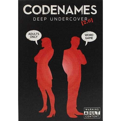 Codenames: Deep Undercover - настолна игра