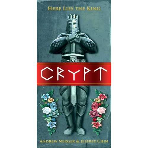 Crypt - настолна игра