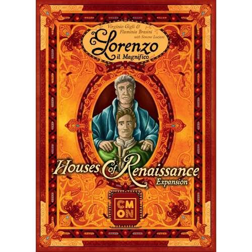 Lorenzo il Magnifico: Houses of Renaissance - разширение за настолна игра