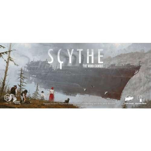 Scythe: The Wind Gambit - разширение за настолна игра
