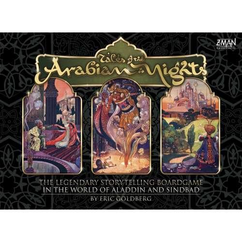 Tales of the Arabian Nights - настолна игра