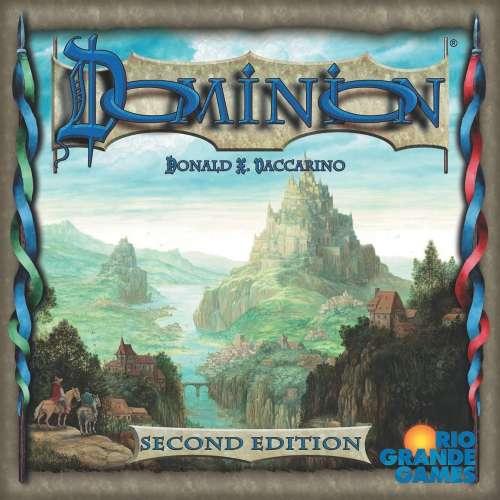 Dominion (Second Edition) - настолна игра