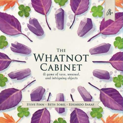 The Whatnot Cabinet - настолна игра