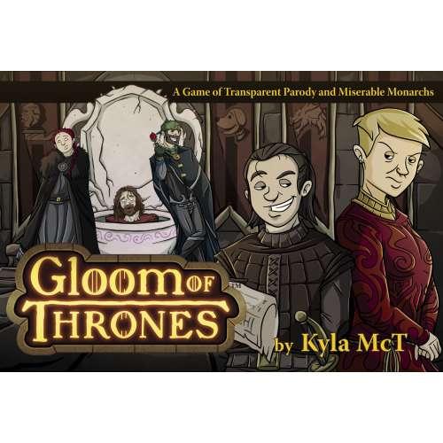 Gloom of Thrones - настолна игра