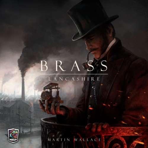 Brass: Lancashire - настолна игра