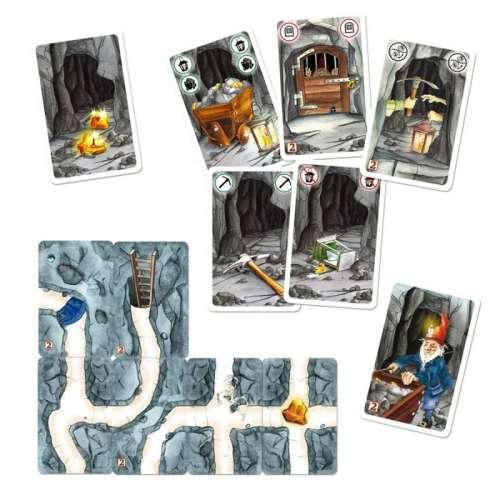 Саботьор 1 + 2 (Saboteur) - настолна игра