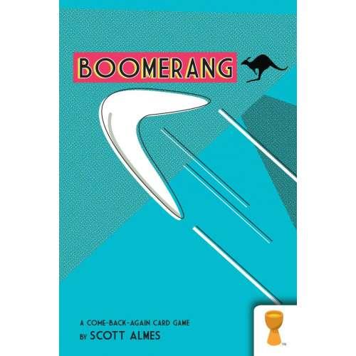 Boomerang - настолна игра