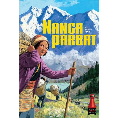 Nanga Parbat - настолна игра