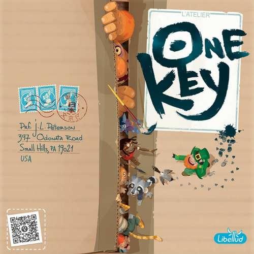 One Key - настолна игра