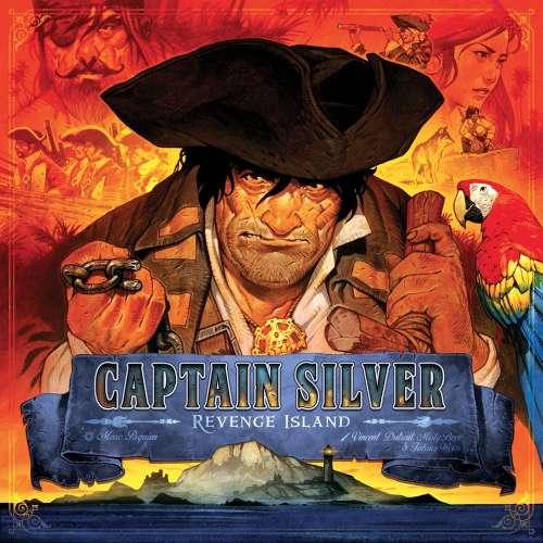 Treasure Island: Captain Silver – Revenge Island - разширение за настолна игра