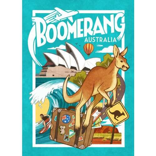 Boomerang: Australia - настолна игра